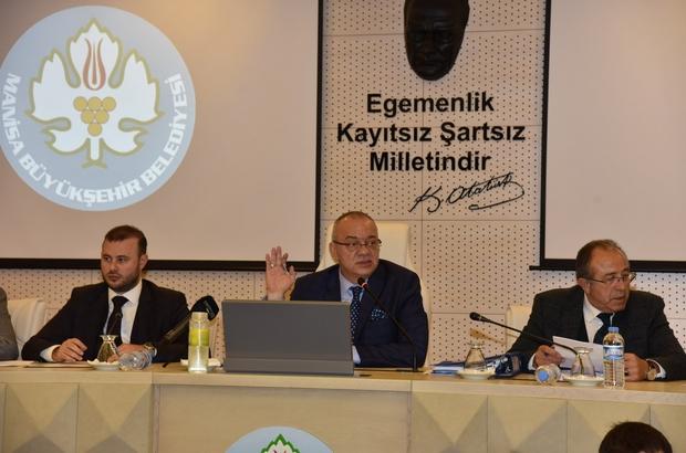 Manisa Büyükşehir Belediyesi Olağan Meclis Toplantısı