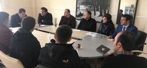 Bahçesaray'da 'okul güvenliği' toplantısı