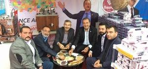 Malatya mutfağı Antalya'da görücüye çıktı
