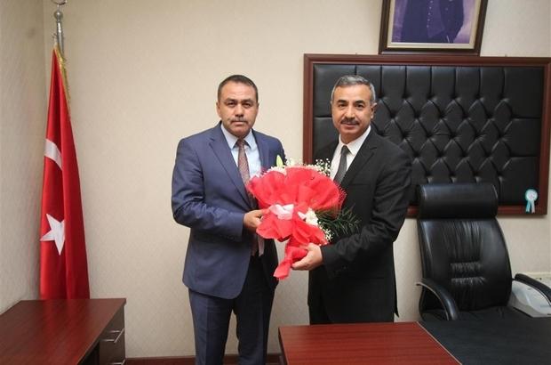 Osmaniye İl Sağlık Müdürü Öznavruz görevine başladı