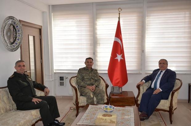 Jandarma Denetleme Grup Başkanı Bektaş Arslan Kütahya'da
