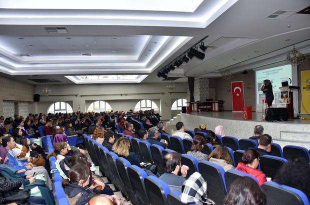 Konya'nın 31 ilçesinde eğitimcilere atık pil eğitimi verildi