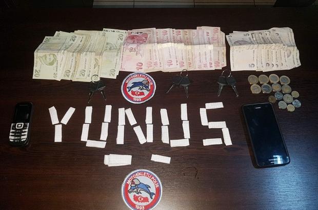 Gaziantep'te huzur operasyonu: 4 gözaltı