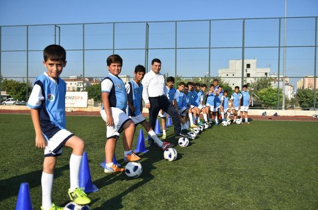Kepez'de 7 bin kursiyer eğitim görüyor