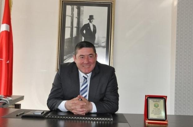 Başkan Tekin, Mevlid Kandili'ni kutladı