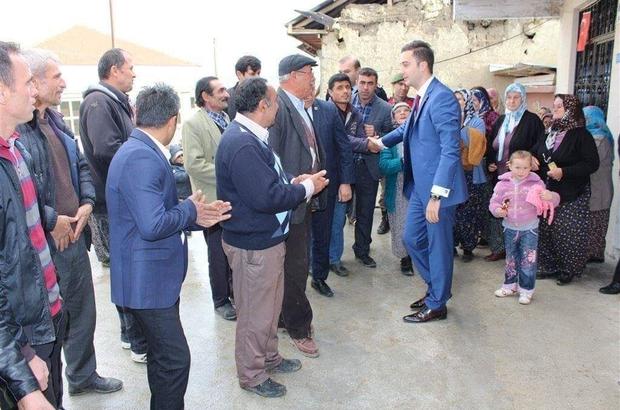 Şarkikarağaç'ta devlet - vatandaş buluşması