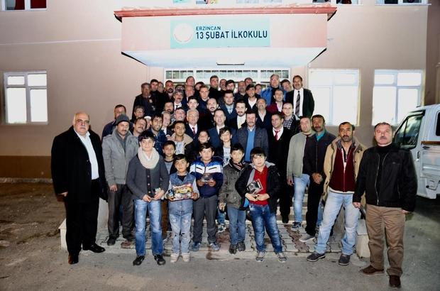 Başkan Başsoy İzzet Paşa mahallesi sakinleriyle bir araya geldi