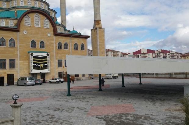 Niğde'de cenazeler Fatih Sultan Mehmet Cami'inde kaldırılacak