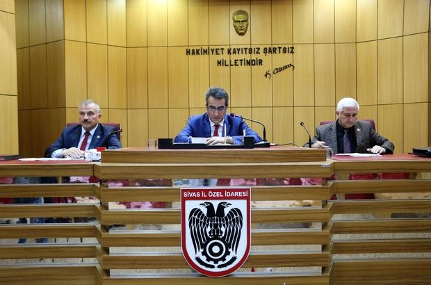 Sivas İl Özel İdaresi bütçesi 135 Milyon TL