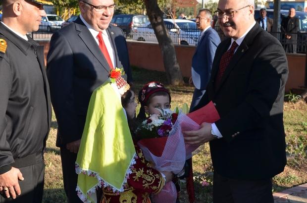 Vali Köşger, Didim'de incelemelerde bulundu