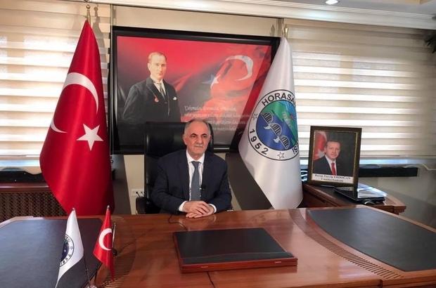 Başkan Aydın'dan Mevlid Kandili mesajı