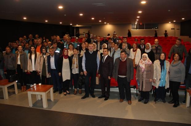 Belediye personeline 'Yenilikçilik ve İnovasyon' semineri