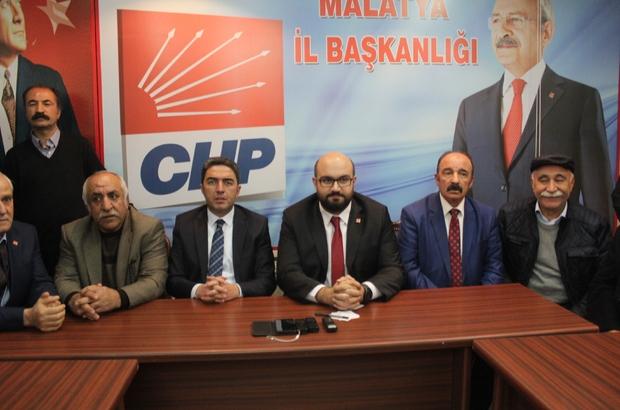 Ahmet Pektaş Yeşilyurt ilçe başkanlığına adaylığını açıkladı