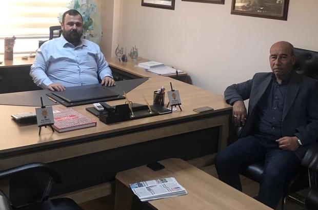 """AK Parti Ayvalık İlçe Başkanı Hasan Kıtay; """"Ayvalık'ın kırsal mahallelerinde ihaleyle arazi satışları durduruldu"""""""