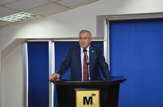 Konya SMMMO üyelerine ve stajyerlere yönelik seminer