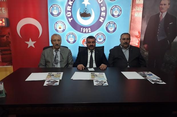 MHP'den Türk Kamu-Sen'e iadei ziyaret