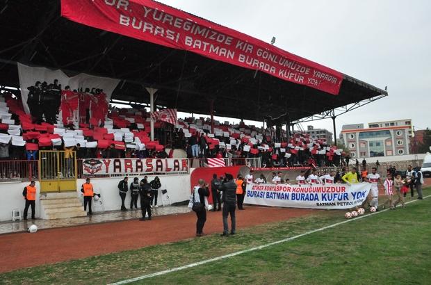 Türkiye Ziraat Kupası: Batman Petrolspor: 0-Atiker Konyaspor: 3