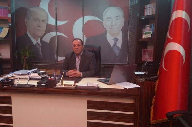 MHP İl Başkanı Karataş'tan Mevlit kandili mesajı
