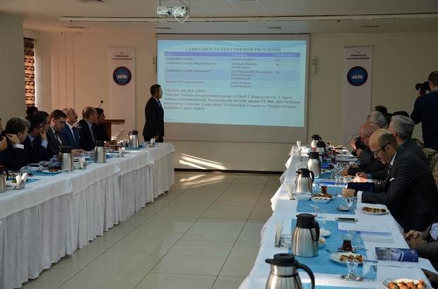 İl Milli Eğitim Müdürlüğü değerlendirme toplantısı