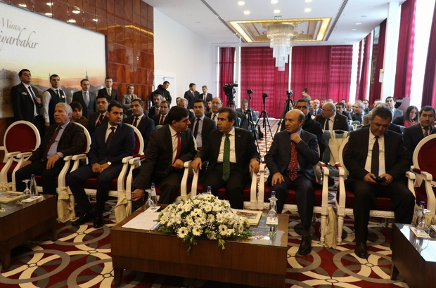Diyarbakır'da tanıtım ve markalaşma toplantısı yapıldı