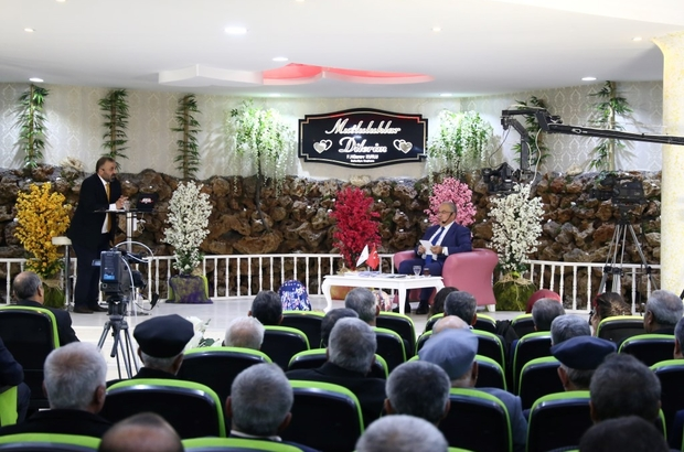 Başkan Kutlu canlı yayında vatandaşlarla bir araya geldi