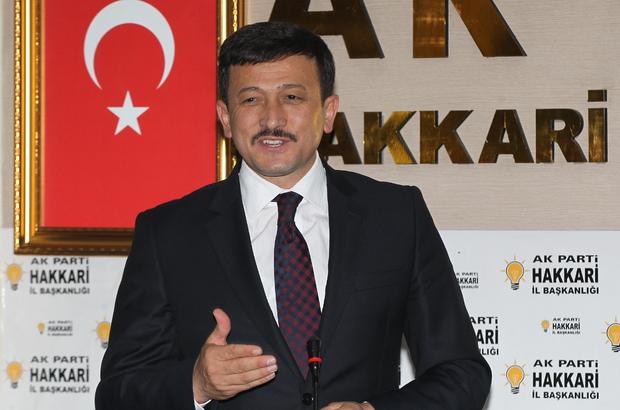 AK Parti Genel Başkan Yardımcısı Dağ Hakkari'de: