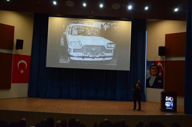 """Devrim Otomobili Tecrübesi ve Yerli Otomobil"" konferansı"