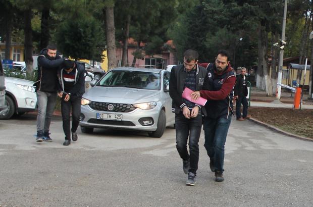Eylem hazırlığındaki iki terörist Adana'da yakalandı