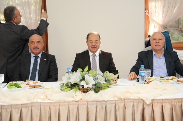 Ankara'da Erzurum zirvesi