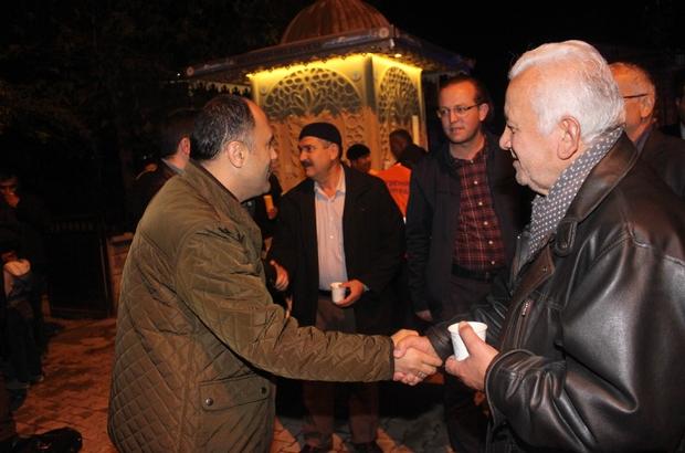 Beyşehir Belediyesi'nden kandil gecesinde sıcak süt ikramı