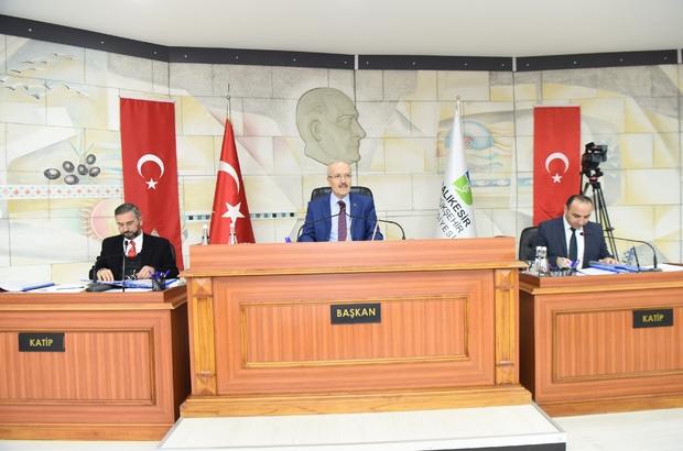 Balıkesir'de su indirimi mecliste oy birliğiyle kabul edildi