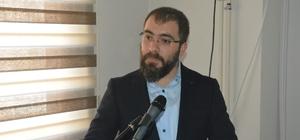 TÜGVA'nın Gümüşhane'de yeni başkanı Faruk Demir oldu
