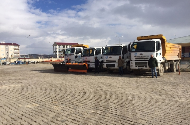 Çaldıran Belediyesi araç filosunu güçlendirdi