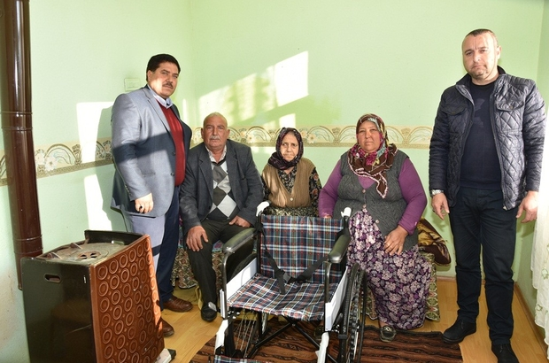 Başkan Karaçoban vatandaşlara umut oluyor