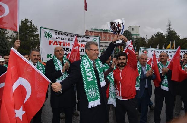 Şekerspor'un yeni hedefi olimpiyatlarda Türk bayrağını göndere çektirmek