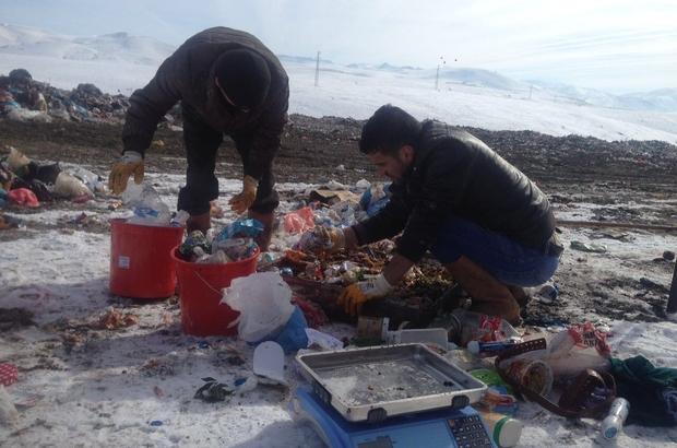 Karadeniz'de katı atık depolama alanları