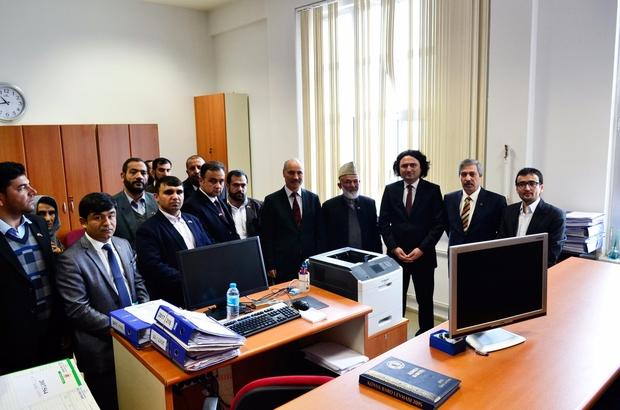 Afganistan Yüksek Mahkemesi heyetinden Konya Adliyesine ziyaret