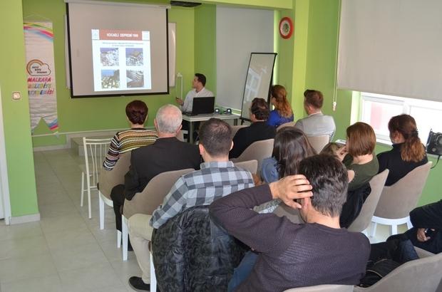 Çorlu, Ergene, Süleymanpaşa ve Malkara'da Temel Afet Bilinci eğitimleri