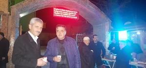 Mevlid Kandili'nde Pazaryeri Belediyesi'nden süt ikramı