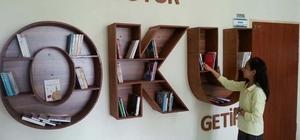 eskin'e 'OKU' kitaplıkları