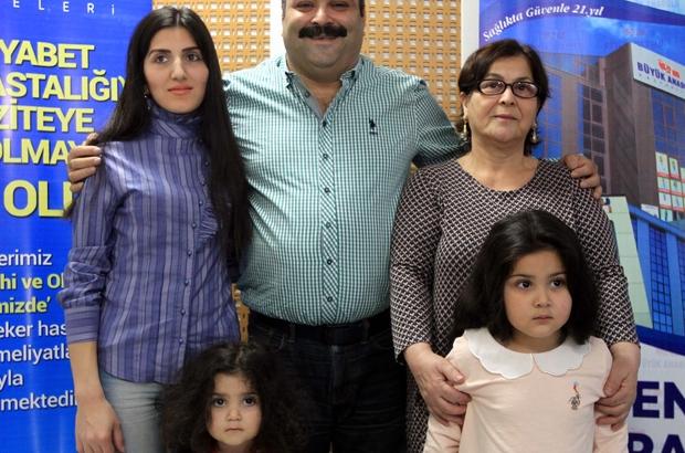 Azerbaycanlı sanatçı sağlığına Türkiye'de kavuştu