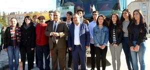 Ereğli Belediyesi gençleri Bilim Merkezine götürdü