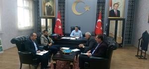 Kahta OSB yönetim kurulu toplantısı düzenlendi