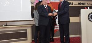 Çerkezköy Vizyonerleri ödül töreni