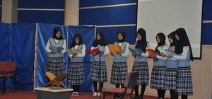 Sincik'te Mevlid-i Nebi programı düzenlendi