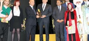 Kartal Belediyesi'nin Masal Müzesi Projesine Altın Karınca Ödülü
