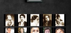 Cumhuriyet'in öncü kadınları sergisi ESPARK'ta