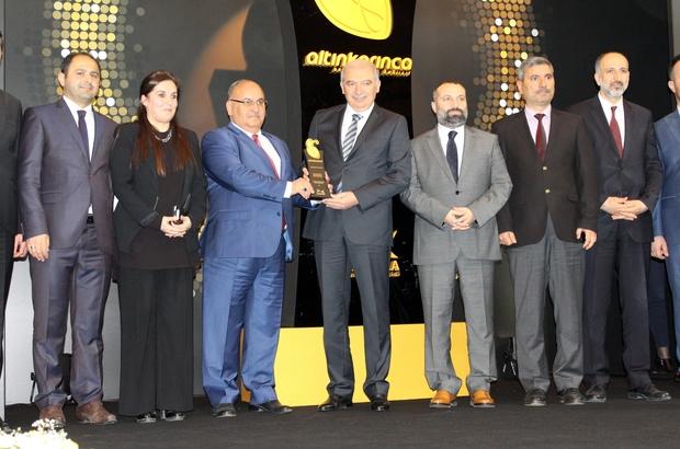 Ümraniye'nin sağlık projelerine Altın Karınca Ödülü