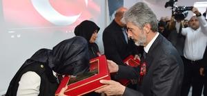 Başkan Tuna anaokulu açtı