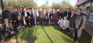Başkan Soyu din görevlileriyle buluştu